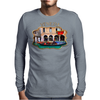 Venetian Gondolier Mens Long Sleeve T-Shirt