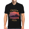 Venetian Sunset Mens Polo