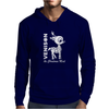VENISON The CHRISTMAS MEAT Mens Hoodie