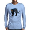 Venus panther Mens Long Sleeve T-Shirt