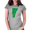 VERMONT Womens Fitted T-Shirt