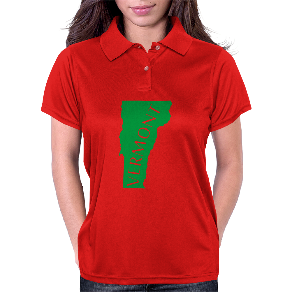 VERMONT Womens Polo