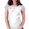 very important princess Womens Fitted T-Shirt