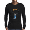 Vespa Ciao, Motorbike Mens Long Sleeve T-Shirt