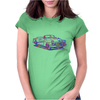 Vibrant Buick 2 Womens Fitted T-Shirt