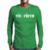 VIC FIRTH new Mens Long Sleeve T-Shirt
