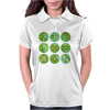 Video Game Controllers Womens Polo
