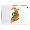 VIETNAM VETERAN ARCH LETTERING AND POW MIA IN VIETNAM RIBBON COLORS Tablet