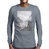Viking village Mens Long Sleeve T-Shirt