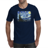 Vincent and The Doctor Mens T-Shirt