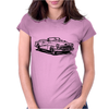Vintage Buick automobile art, Convertible, Vintage convertible, Buick Convertible t-shirt art Womens Fitted T-Shirt