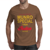 Vintage Burt Munro Indian Scout Bonneville Salt Flats retro Mens T-Shirt