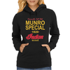 Vintage Burt Munro Indian Scout Bonneville Salt Flats retro Womens Hoodie