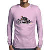 Vintage motorcycle racer Mens Long Sleeve T-Shirt