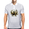 Vintage Octopus Mens Polo