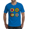 vintage phone retro dial pop art Mens T-Shirt