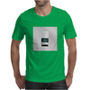 Vintage Tape Cassette Player Mens T-Shirt