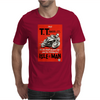 Vintage TT Race Poster, Ideal Gift or Birthday Present Mens T-Shirt