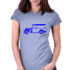 Vintage Van Womens Fitted T-Shirt