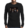 VIOLENCE Mens Long Sleeve T-Shirt