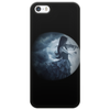 Violin Goth Moon Lady Phone Case