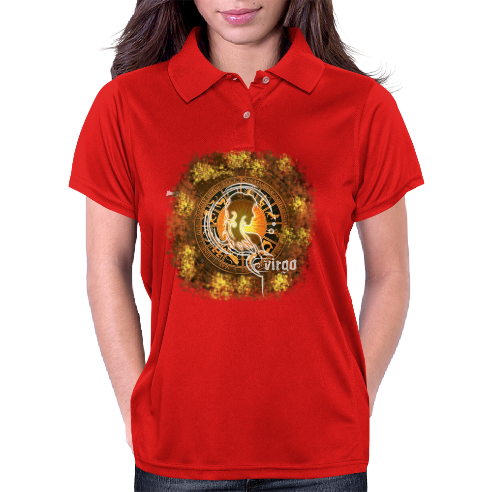 VIRGO Womens Polo