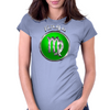 Virgo Zodiac Sign Womens Fitted T-Shirt
