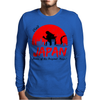 Visit Japan Mens Long Sleeve T-Shirt