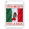 Viva Mexico, Viva La Raza Tablet (vertical)