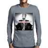 Vladimir Putin Go Hard Funny Russia Obama USA Mens Long Sleeve T-Shirt