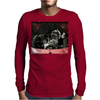Volkswagen beetle engine bay Mens Long Sleeve T-Shirt