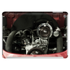 Volkswagen beetle engine bay Tablet