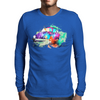 VOLKSWAGEN Mens Long Sleeve T-Shirt