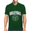 Volleyball Arch Mens Polo