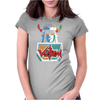 Voltron Womens Fitted T-Shirt