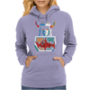 Voltron Womens Hoodie