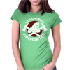Volunteer Firefighter Womens Fitted T-Shirt