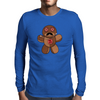 Voodoo Doll Mens Long Sleeve T-Shirt