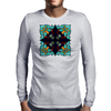 Voodoo Dolly Mandala Mens Long Sleeve T-Shirt