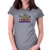 Vote Apathetic Womens Fitted T-Shirt
