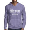Vote Deez Nuts For President 2016 Funny Mens Hoodie