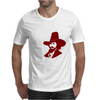 Vote Guy Fawkes Mens T-Shirt