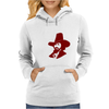 Vote Guy Fawkes Womens Hoodie
