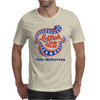 Vote McGovern Lick Dick In 72 - Democratic Party Campaign Slogan Mens T-Shirt