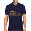 Vox Amps Continental Retro Synthesiser Vintage Mens Polo