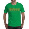 Vox Amps Continental Retro Synthesiser Vintage Mens T-Shirt