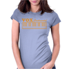 Vox Amps Continental Retro Synthesiser Vintage Womens Fitted T-Shirt