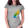 VOX Womens Fitted T-Shirt