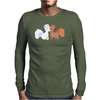 Vulpix Alola Form Mens Long Sleeve T-Shirt