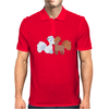 Vulpix Alola Form Mens Polo